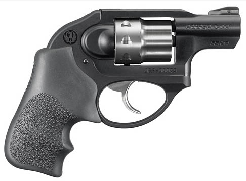 Ruger LCR polymer/steel .38 special revolver