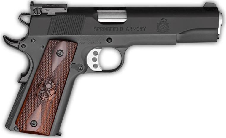 """Springfield Armory Model 1911 """"Ranger Officer"""" .45 ACP pistol"""