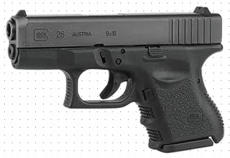 Glock 26: 9mm Parabellum