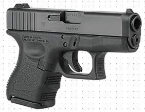 Glock 27: .40 S&W