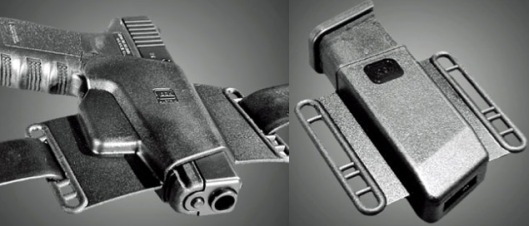 Glock Holster and Magazine Pouch