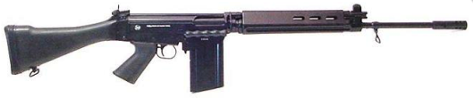 FN-FAL Battle Rifle