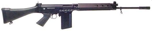 FN-FAL Battle Rifle