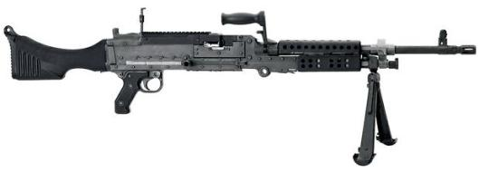 M240 General Purpose Machine Gun