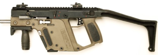 Kriss Super V .45 ACP Submachine Gun