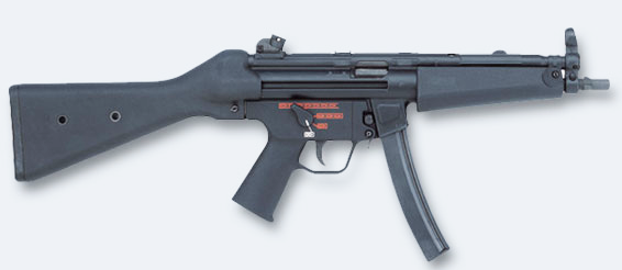 H&K MP5 Submachine Gun