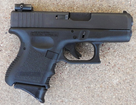 Glock 26, Right Side