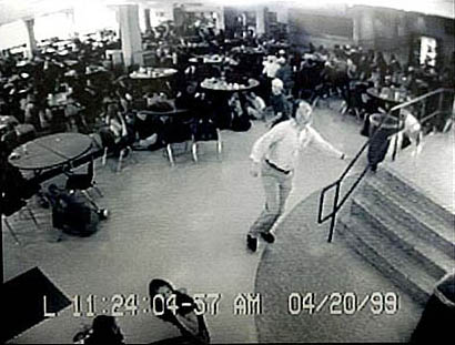 Columbine HS Cafeteria (Photo Credit: Wikipedia)