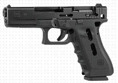 Cutaway Glock 22