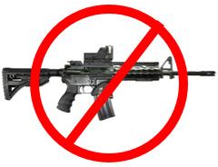 No Gun Symbol