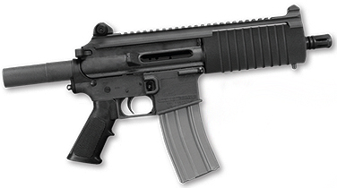 Bushmaster Carbon 15 Type 21S .223 Caliber Pistol