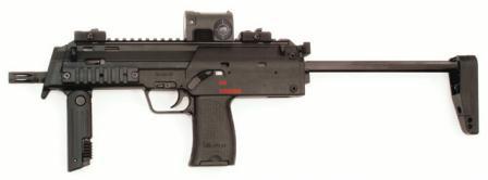 Heckler Koch MP7 PDW