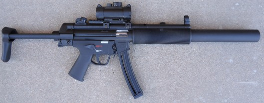 MP5 SD6, Right Side
