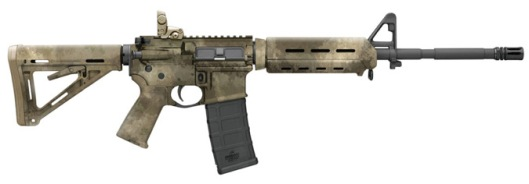 A Contemporary AR-15