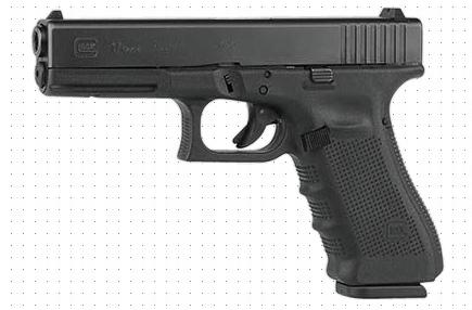 Generation 4 Glock 17