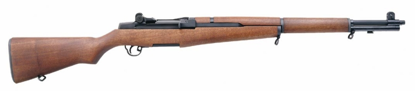 M1 Garand Battle Rifle