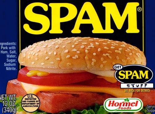 Spam Photo