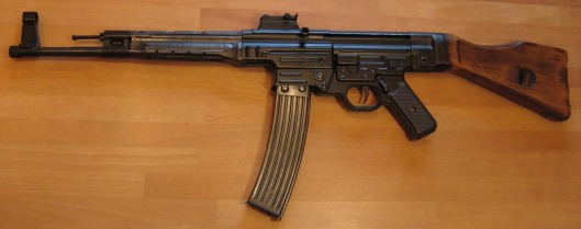 StG44, the first assault rifle credit:www.geocities.ws