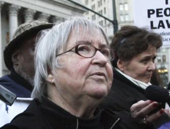 Radical Leftist lawyer and terrorist enabler, Lynn Stewart