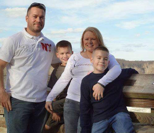 Matthew Pinkerton and Family credit: guns.com