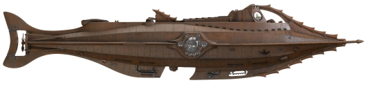 The Nautilus from 20,000 Leagues Under The Sea credit: galleryhip.com