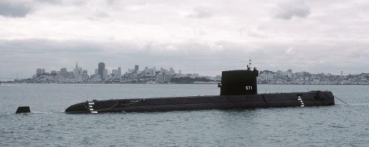USS Nautilus SSN-571 credit: murdoconline