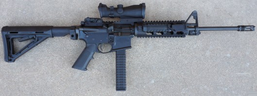 Colt 6450 9mm Carbine