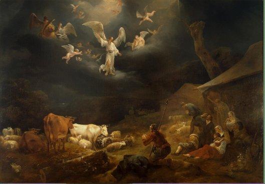 Berchem_Nicolaes_Pietersz-ZZZ-Annunciation_to_the_Shepherds