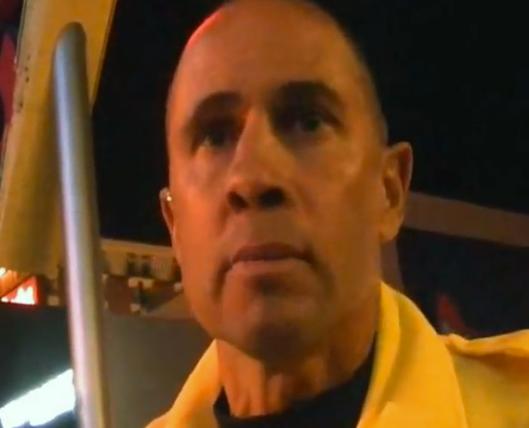 Las Vegas Metro Police Sgt. Reyes