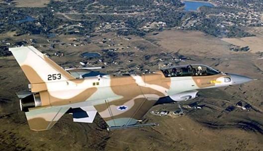 Israeli F-16: Friend or Foe? credit: enalalam.ir