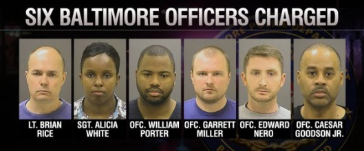 Baltimore-Officers