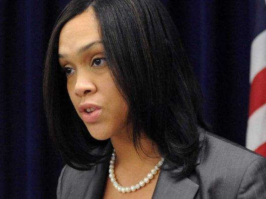 Baltimore Prosecutor Marilyn Mosby credit: businessinsider.com