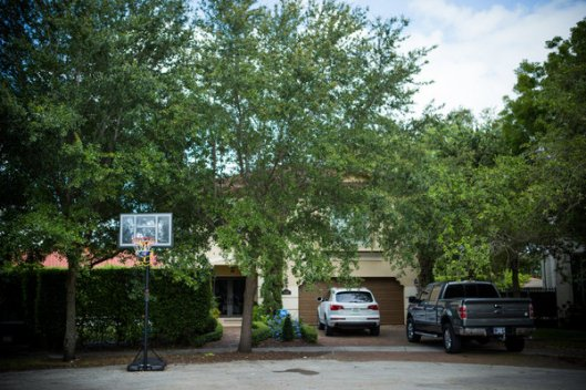 The Extravagant, Beyond The Means Of Any American Rubio Mansion. credit: nyt.com