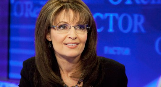 Sarah Palin credit: politico.com