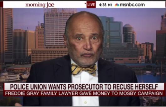 Attorney Billy Murphy Jr.