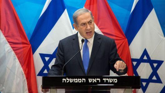 Israeli PM Benjamin Netanyahu credit: foxnews.com