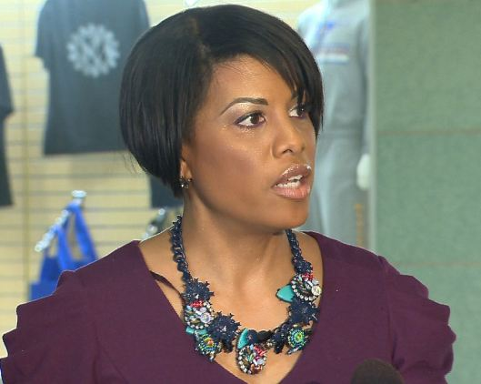 Baltimore Mayor Stephanie Rawlings-Blake credit: wbal.com