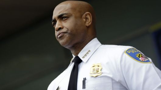 Former Baltimore Police Commissioner Anthony Batts