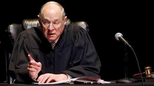 Justice Anthony Kennedy credit: spectator.org