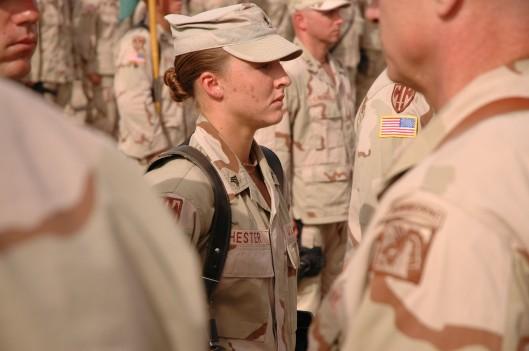 Leigh Ann Hester credit: en.wikipedia.org