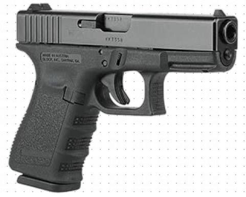 Glock 19 credit: glock
