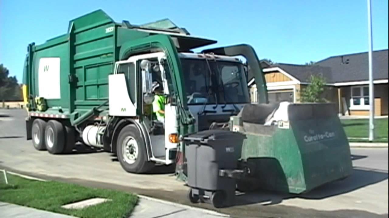 Sanitation truck driver resume