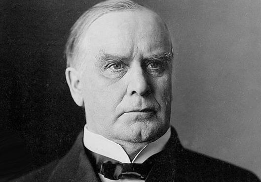 President McKinley credit: whitehouse.gov