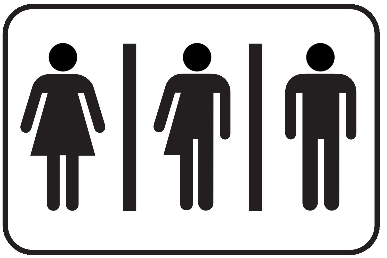 Pic Transgender Bathroom Sign Stately Mcdaniel Manor