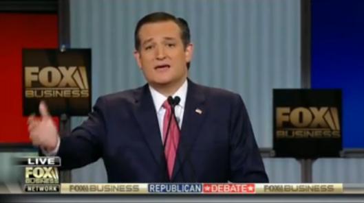 Senator Ted Cruz (R, TX)