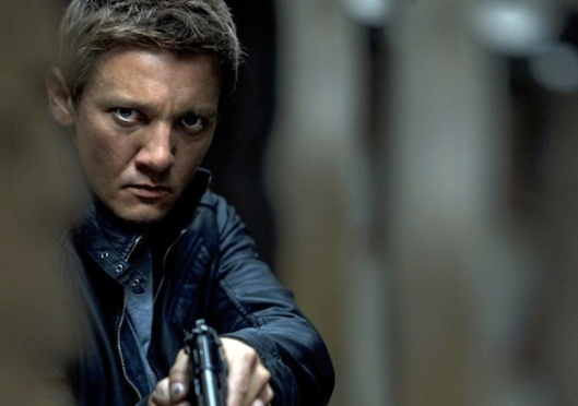 Jeremy Renner as Aaron Cross