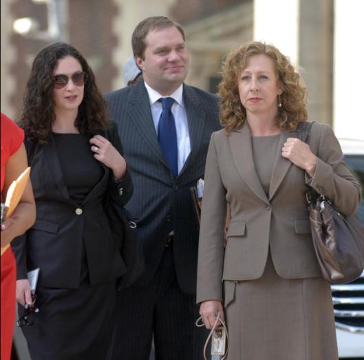 Former Baltimore Prosecutor Sarah David (left) credit: baltimoresun