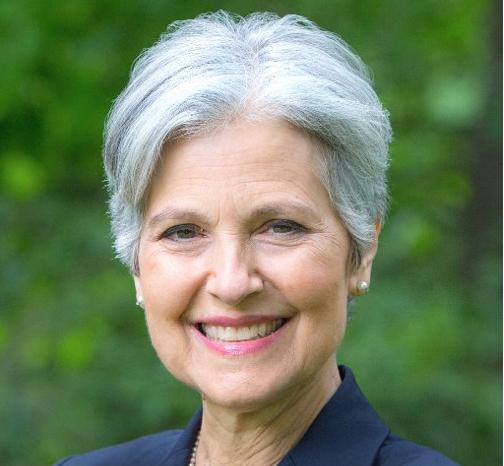 Jill Stein credit: twitter