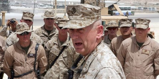 General Mattis credit: taskandpurpose