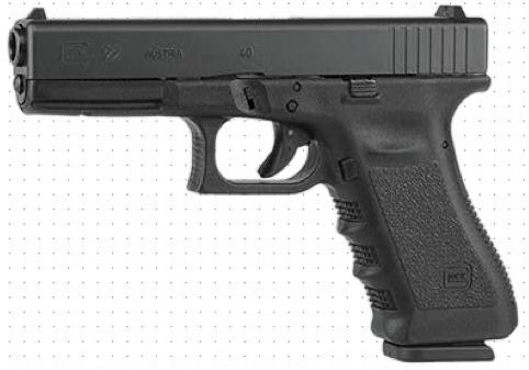 Glock 22 credit: glock